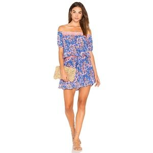NEW Tiare Hawaii Off The Shoulder Dress Cover Up